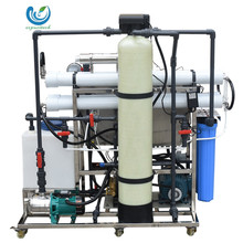 5TPD China Supplier RO seawater desalination for ro salt water desalination pump system