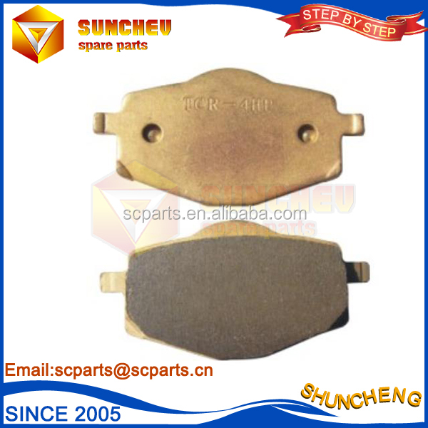 Motorcycle Parts High performance disc brake pads for motorcycle