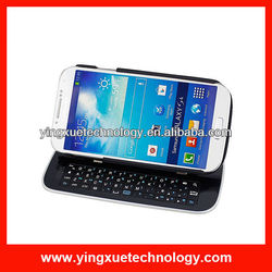 for Samsung Galaxy S4 Bluetooth Backlit Keyborad Case