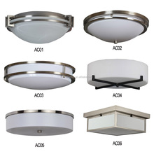 Hot selling E26 acrylic ceiling lamp ceiling light fixture for hotel lighting supply UL list