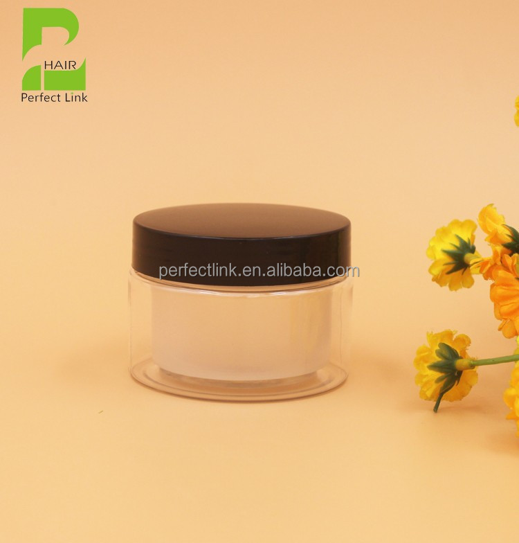 GMPC And ISO Certification Fragrant Strong Hold Hair Styling Wax & Edge Control Products (100ml ) OEM/ODM/Private Label
