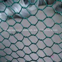 PVC Coated Hot Dipped Galvanized Hexagonal Wire Meshes Factory