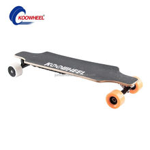 2016 ul2272/ce approved 36v 1200w 35km/h wholesale dual wheel motor long board electric skateboard