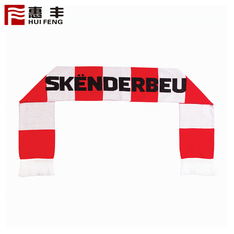 Latest Fashion Football Soccer Fan Scarf