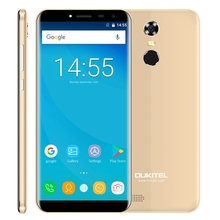 Original OUKITEL C8, 2GB+16GB 5.5 inch Android 7.0 MTK6850A Quad Core up to 1.3GHz, Network: 3G, Dual SIM