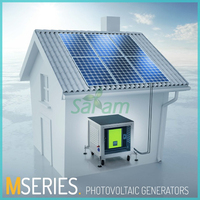 Off-grid system 0.5KW mini solar panel making machine