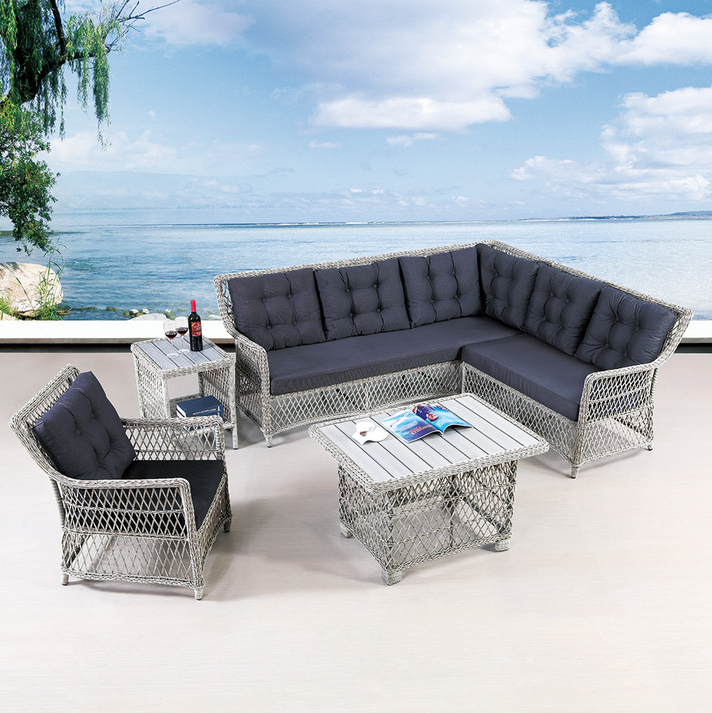 China factory wholesale cheap resin wicker patio furniture for Cheap places to get furniture