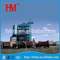 HMBP-ST240 Modular Asphalt Manufacturing Equipment / Professional Factory Asphalt Batching Plant Manufacturers In China