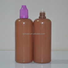 wholesale plastic e liquid bottles 100 ml small empty bottle
