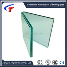 6.38mm Super clear pvb film for laminated building glass