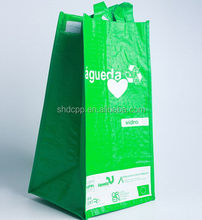 Top quality Best-Selling pp woven shopping bag with roller