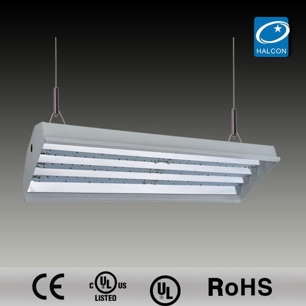 Good quality professional hanging fluorescent grid light fitting