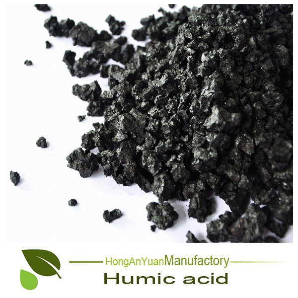 Pingxiang Honganyuan Superior Humic Acid Organic Fertilizer for Rubber Tree