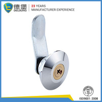 Zinc Alloy brass file metal remote cabinet push lock