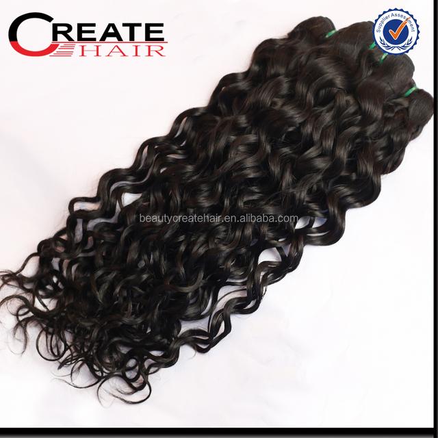 Cheap price raw virgin peruvian hair weave deep wave hair bundles wet and wavy