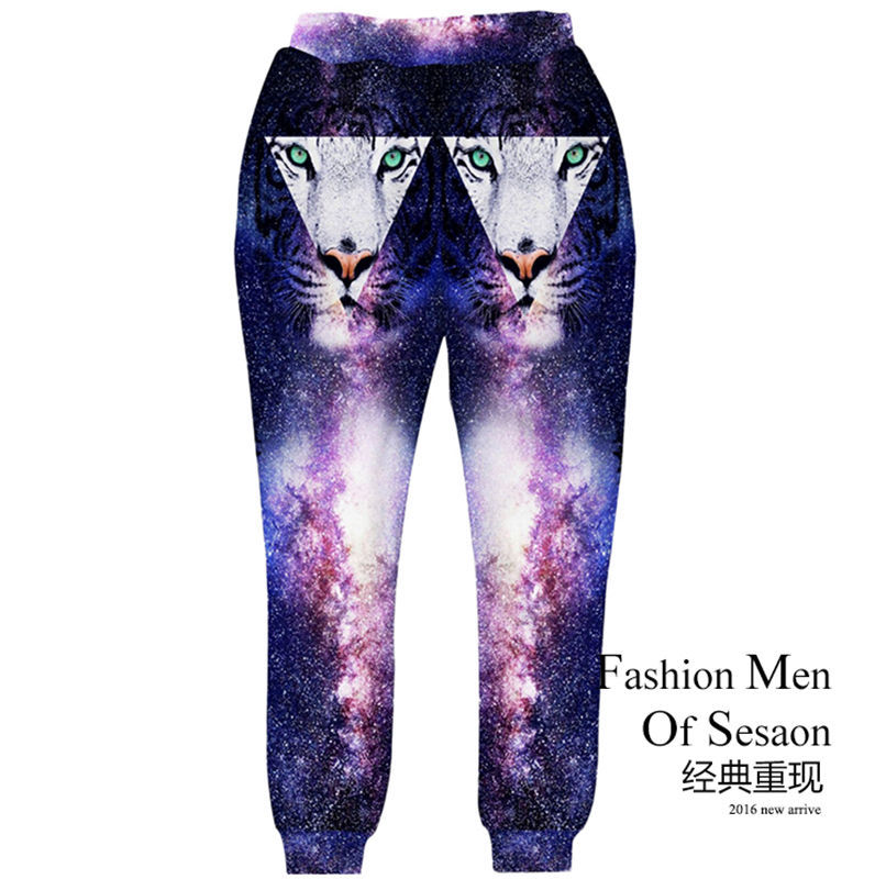 indian printed harem pants rayon trousers men long sport cotton trousers