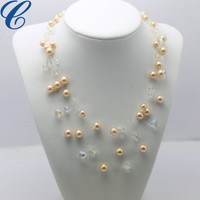 Factory price jewelry Fashion necklace Popular Necklace Jewelry 2013