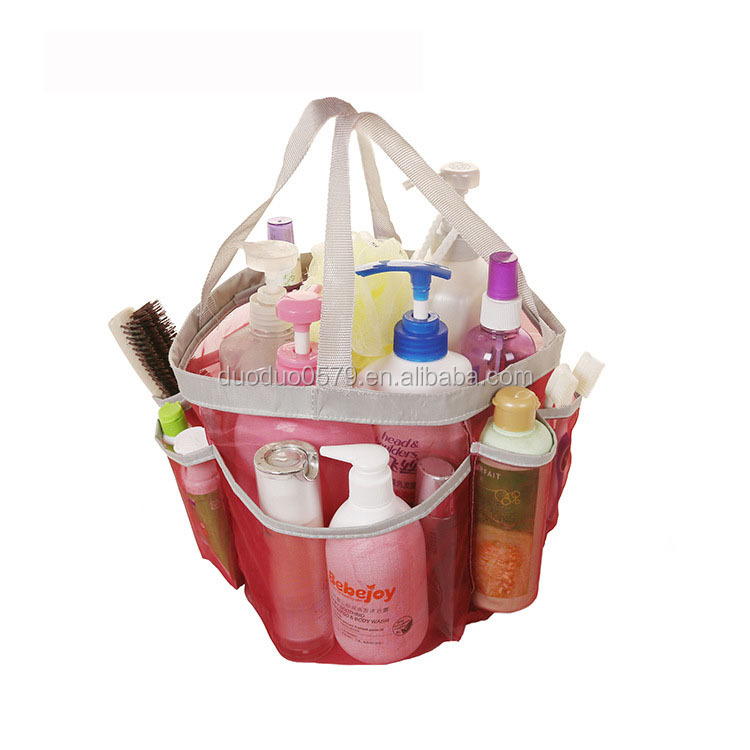 Y032 household hanging colorful organizer storage bag