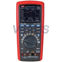 True RMS Datalogging digital multimeter manual UT181A