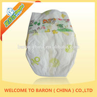 Competitive price disposable top quality useful pink disposable diapers