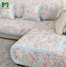 China manufacturer flower printed home decorative sofa cover fabric