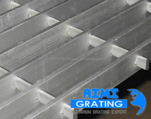 Plain floor aluminum grating/Aluminum bar grating