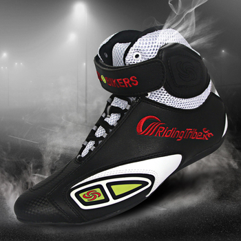New Design Wide Width Sport Motorcycle Leather Shoes Online Image Winter Boots For Men