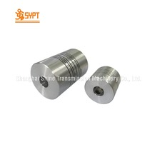 CNC Motor Helical Shaft Coupler Beam Coupling Connect Encoder