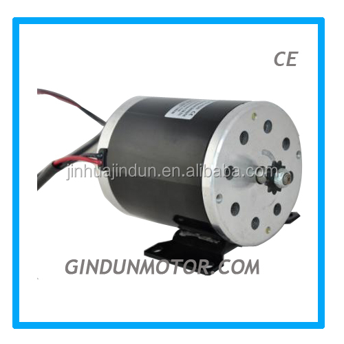 Powerful electric dc motor for scooters model zy1020 for Most powerful electric motor