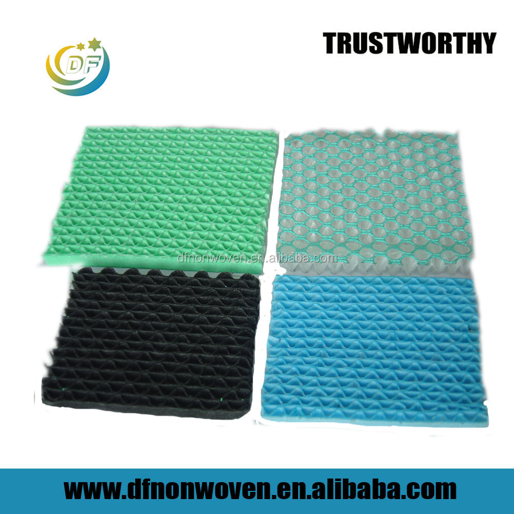 High Quality Competitive Price Supply air filter PP corrugated activated carbon air filter mesh manufacturer from China