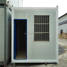 prefab modular mobile container office 20ft house