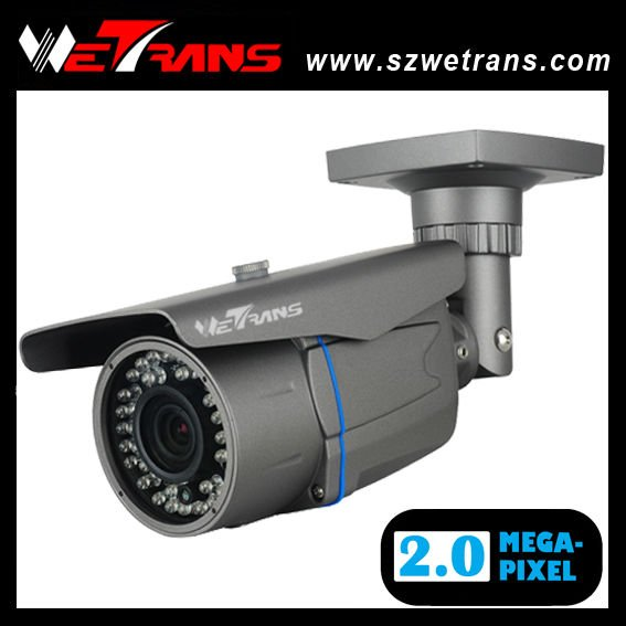 WETRANS New Solution TR-IPO20AR130 Full HD 1080P Onvif Strong Water-proof Housing IP66 Onvif IP CCTV Camera