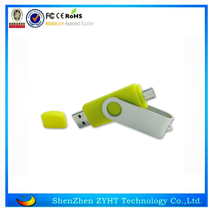 Newest Flash Drive OTG USB Flash Disk