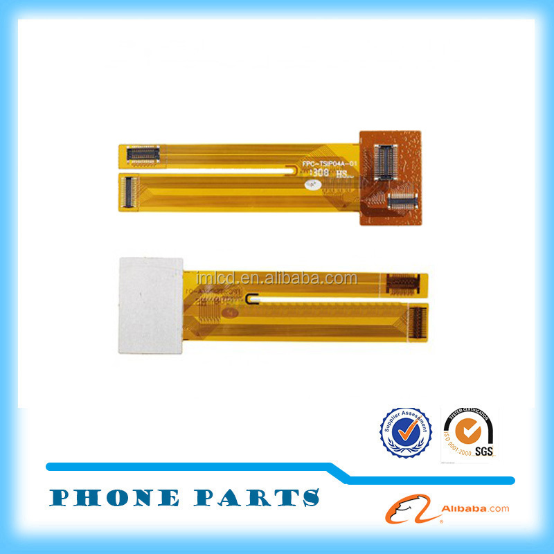 Mobile phone parts test LCD display flex cable for apple for iPhone 4s from China supplier