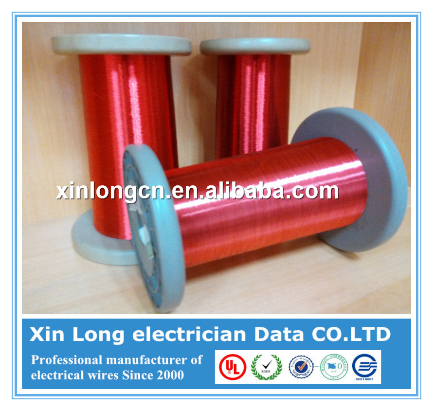 High Quality Enemel Red Cooper Wire AWG 16 Gauge Electrical Copper Enameled Wire