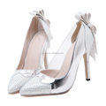 Sexy stiletto pointed toe high heel sandals PY3804