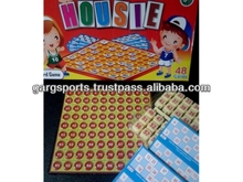 Housie board game