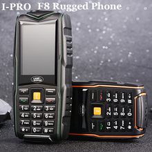 Waterproof Adventure Professional Feature Phone Military Rugged Mobile Phone