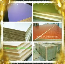 Timber Plain or melamine MDF wood