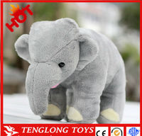 Popular with children mini plush elephant in ice age