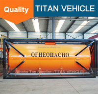 China Widely used 20ft 40ft iso diesel transport container