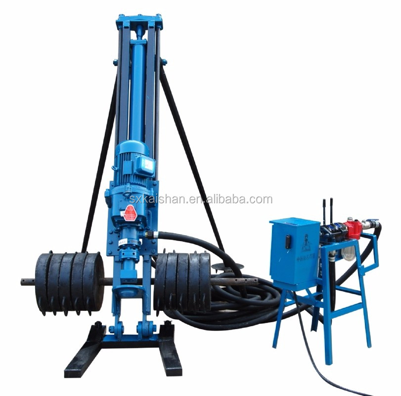 Portable miner soil testing drill rigs for sale