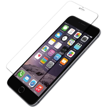 Alibaba glod supplier Nano crystal tempered glass screen protector for iphone 6 bubble free
