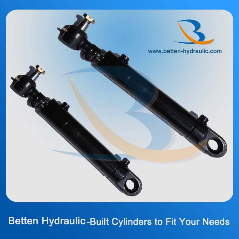 Tractor hydraulic steering cylinder for sale