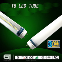 140lm/w Electronic & Magnetic ballast compatible led tube 2ft 3ft4ft 5ft 8ft T5 T8 T10 T12