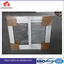Cheap house windows for sale with pvc windows grill design