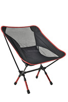 High quality Outdoor Aluminum Alloy Ultralight Portable Folding Stool Camping Fishing Chair Small Seat Beach chair