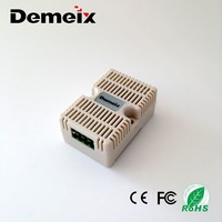 The module adopts 4 wire interface use easy networking Moist-proof Single use temperature data logger