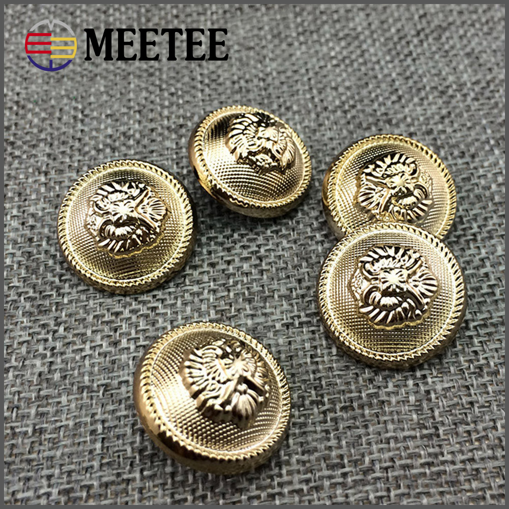 18mm metal buttons vintage wedding dresses flower shape eyelet with high quality clothes buttons