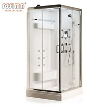 Simple computer control wet steam shower room for skin spa